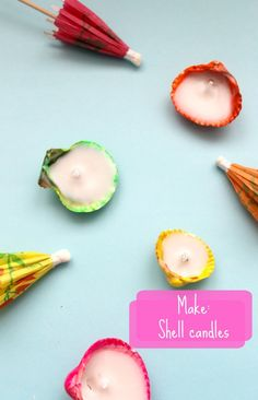 how to make shell ca