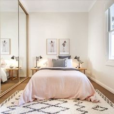 There is a trend of building smaller homes. And aside from the master bedroom, secondary bedrooms are also getting the down-scaling treatment. But the downsizing lifestyle has also trimmed away much of the personal stuff that would have cramped the modern bedrooms. Here are 50 awesome small bedroom ideas and designs that are smart, space-efficient and beautiful.