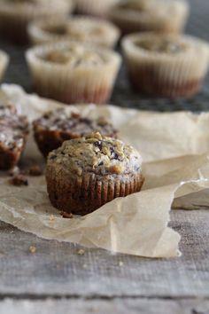 Gluten free Banana Muffins made with Otto's Naturals Cassava Flour | Jessi's Kitchen