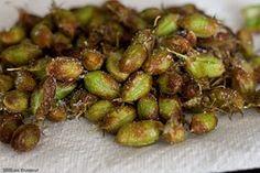 Thomas Keller's Fried Fresh Chickpeas, YUMMM!!
