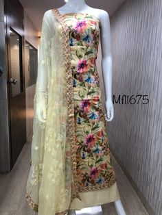 pure cotton satin digital print pure chiffon embroidered pure cotton bottom rate 1770/-+$$ COURIER EXTRA BOOKING WITH ADDRESS & PAYMENT NO CASH ON DELIVERY ONLINE PAYMENT  GOOGLE PAY/phonepe..ask number BHIM UPI ID(UPI PAY...option) WHATSAPP 08867974236...FOR QUERIES AND ORDER  Dress Indian Style, Indian Outfits, Ethnic Fashion, Indian Fashion, Salwar Pattern, Work Suits, Punjabi Suits, Exclusive Collection, Indian Ethnic