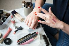 The Makeup Declutter & My Top Tips