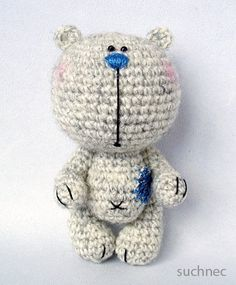 bear ༺✿ƬⱤღ  https://www.pinterest.com/teretegui/✿༻