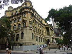 Biblioteca Nacional-rio de janeiro-brasil