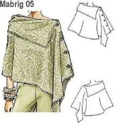 Простые идеи для шитья, или Как легко украсить себя осенью. Часть 3 - Ярмарка Мастеров - ручная работа, handmade