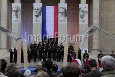AFP | ImfDiffusion | FRANCE - PARIS - PANTHEON - RESISTANCE (citizenside.com - CS_114020_1241523 - CITIZENSIDE/CHRISTOPHE BONNET)