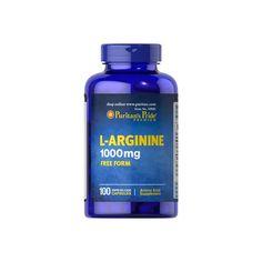 Arginina: L-Arginina de Puritan's Pride: La arginina es uno de 20 aminoácidos, los componentes básicos que componen las proteínas. #arginina #puritanspride #aminoacidos
