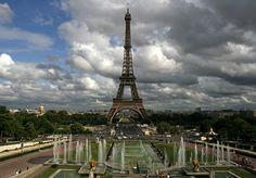 Paris+Eiffel+Tower