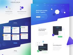 TinyMind — landing page