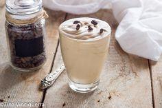 Crema caffè 3 ingredienti pronta in 3 minuti!!Senza riposo,si prepara e si serve direttamente in coppette,bicchieri e via!Semplice e tanto golosa