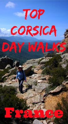 Corsica is a brilliant hiking holiday destination with mountainous landscapes, beaches, food and a unique culture. Here are my top Corsica day walks recommendations: http://wp.me/p1C7aB-u9