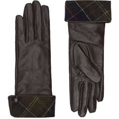 Barbour Lady Jane Leather Gloves ($52) ❤ liked on Polyvore featuring accessories, gloves, studded leather gloves, barbour gloves, barbour, studded gloves and real leather gloves