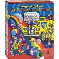 Magic School Bus: Mysteries of Rainbows and other fun experiment kits for kids