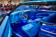 Amazing custom paint jobs from the Grand National Roadster Show.