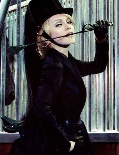 """Madonna の写真 — """"Madonna Rides Again"""": photoshoot by Steven Klein for W Magazine 2006."""