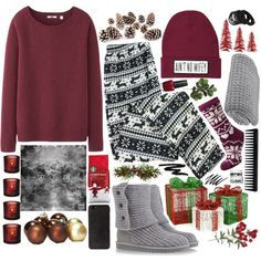 The post cozy christmas outfit. 2019 appeared first on Sweaters ideas. Cozy Christmas Outfit, Christmas Fashion, Winter Fashion, Christmas Pjs, Christmas Clothes, Christmas Things, Christmas Ideas, Picture Outfits, Cute Outfits