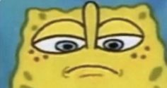Funny Profile Pictures, Funny Reaction Pictures, Meme Pictures, Memes Spongebob, Cartoon Memes, Cartoon Pics, Funny Spongebob Faces, Stupid Funny Memes, Haha Funny
