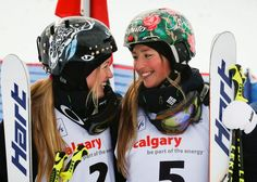 Canada Chooses Three Sisters for Its Olympic Skiing Team Three Sisters, Winter Olympics, Olympic Games, Calgary, Ny Times, Skiing, Canada, Celebrities, Athletes
