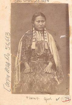 Ragazze Native Americane 07