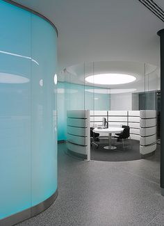 wgv Customer Centre, Stuttgart. A project by Ippolito Fleitz Group – Identity Architects, Cabins.