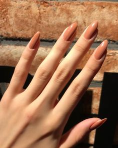 The best new nail polish colors and trends plus gel manicures, ombre nails, and nail art ideas to tr Nail Polish Trends, Nail Polish Colors, Polish Nails, Nail Colors For Fall, Color Nails, Trendy Nails, Cute Nails, Hair And Nails, My Nails
