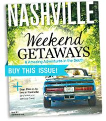 Weekend Getaways, Best Places to Live + More — Nashville Lifestyles Magazine March 2014.