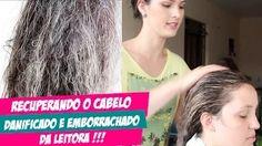 Júlia Doorman Cabelos de Rainha - YouTube