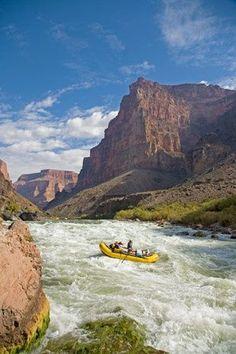 Raft the Grand Canyon