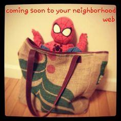 Coming soon to your neighborhood web. Availble in June 2014. #coffee #coffeebeansacks #burlap #coffeesacks #totes