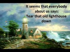 Jesus is the Lighthouse in our lives! In Him I trust!