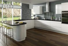 Integra White Kitchens
