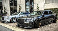 Aggressive Stance Thread - Page 73 - Chrysler 300C Forum: 300C & SRT8 Forums