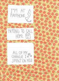Payphone - Maroon 5 #lyrics #wordart