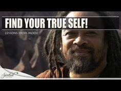 Finding Your True Self - Spiritual Teachers - Teaching By Mooji - YouTube