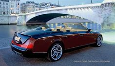 maybach | les maybach spéciales - Autres marques Allemandes (Maybach, Brabus ...