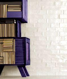 Fliese für Innenbereich / Wand / aus Keramik / poliert VOGUE Arezia