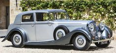 1938 BENTLEY 'HIGH VISION' SPORTS SALOON - coachwork by H.J. Mulliner & Co., of London. (Chassis No: B28MR.)
