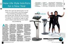 #EMS goes global! Artikel in een Golf en Lifestyle magazine Indonesië