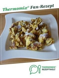 Simple good Kaiserschmarrn by A Thermomix recipe from the Sweet Baking category at www.de the Thermomix Community. The post Simple good Kaiserschmarrn appeared first on Daisy Dessert. Desserts Français, Thermomix Desserts, French Desserts, Pancake Healthy, Best Pancake Recipe, Baking Recipes, Cake Recipes, Dessert Recipes, Popcorn Recipes