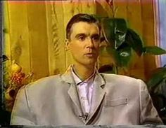"David Byrne self-interview for ""Stop Making Sense"" (Greatest. Concert. Movie. Ever.) You've been warned."