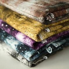 Käpynen organic french terry French Terry, Fabric Design, Organic, Prints