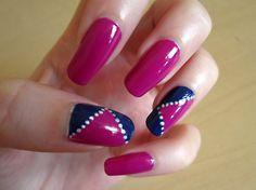 nail art tutorial, geometric, dotting, nehty, lakování, návod, geometrický, puntíkování,
