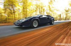 Lamborghini Countach   www.gfwilliams.net   GFWilliams.net Automotive Photography   Flickr