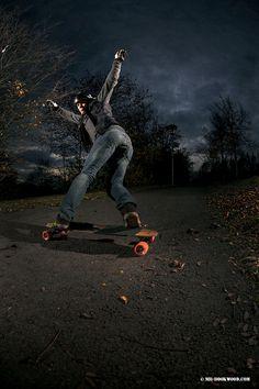 #DominikKowalski - Longboard Slide