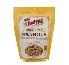 Granola || Honey Oat w/ Honey,Brown Sugar & Vanilla