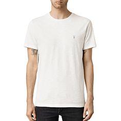 Buy AllSaints Soul Crew T-Shirt Online at johnlewis.com