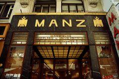 Manz, Vienna  Adolf Loos, 1912