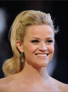 Reese Witherspooon Updo