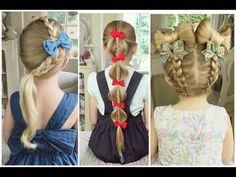 22 Mejores Imagenes De Peinados Para Ninas Girls Hairdos Rainbow