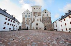 Kuvahaun tulos haulle turku 1800-luku Turku Finland, Ferry Boat, Medieval Castle, Tour Operator, Circuit, Tours, Mansions, Museum, House Styles